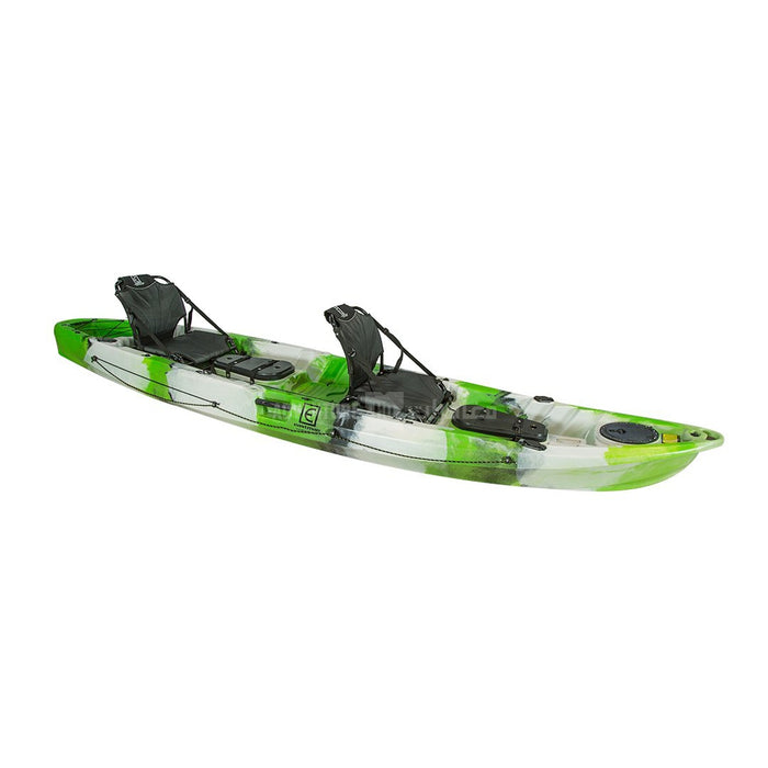EASTMAN Jalboot 4 - Two Seater Kayak | Aluminum Frame Seat | UV Resistant 8 Deg