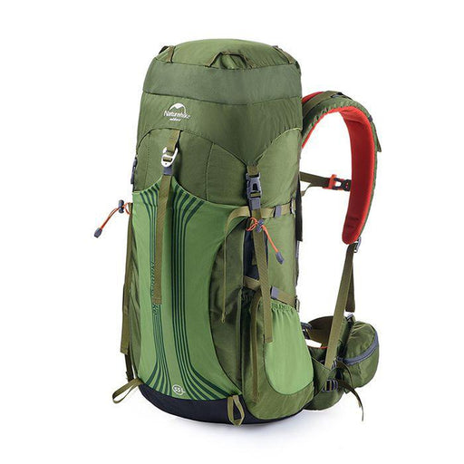 NATUREHIKE 55L Hiking Backpack - Green
