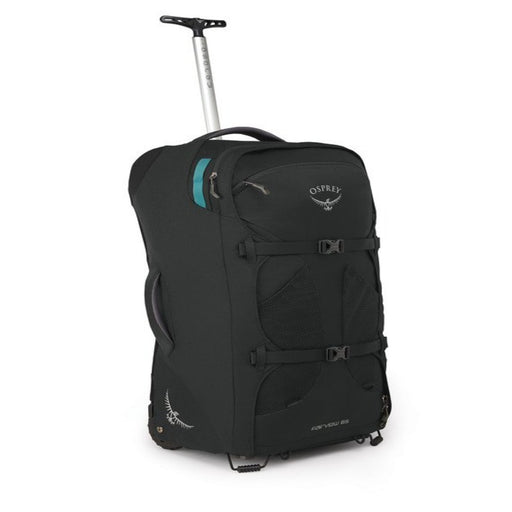 OSPREY Fairview Wheeled Travel Pack 65 - Black