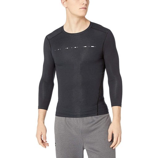 UNDER ARMOUR Men's Recovery Compression 3/4 Sleeve | 4-Way Stretch Construction | 79% Modal/21% Elastane