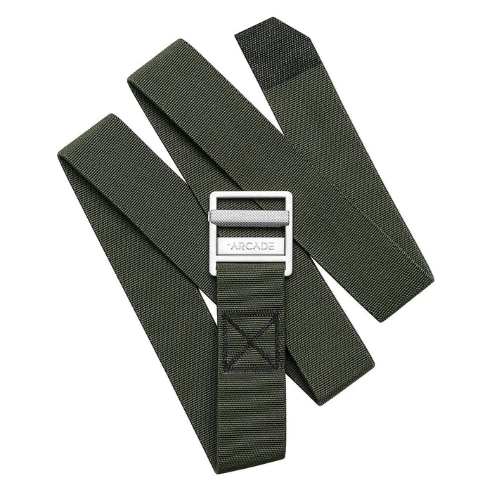 "ARCADE Belt Utility Guide - Olive Green | Up To 40"" (101.6CM) 