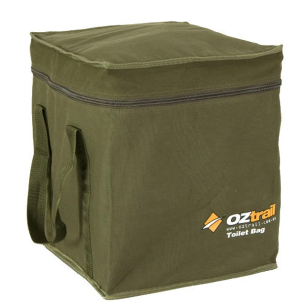 Oztrail Canvas Toilet Bag Camping, Hygiene