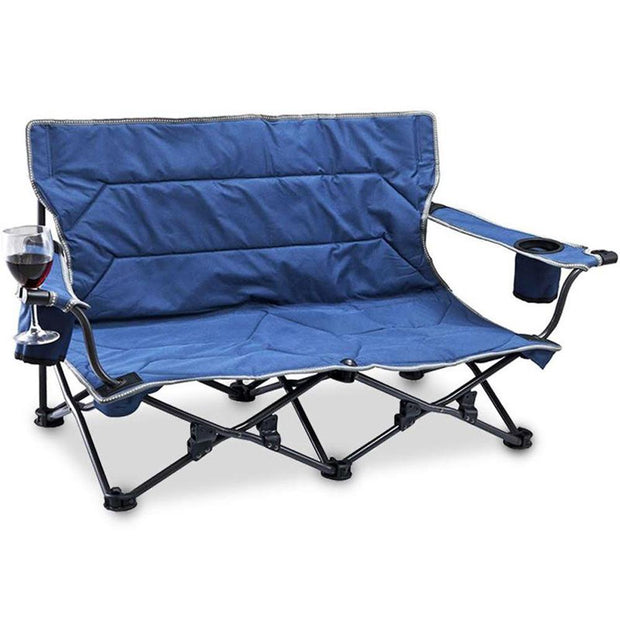 Oztrail Festival Twin Arm Chair Camping, Furnitures