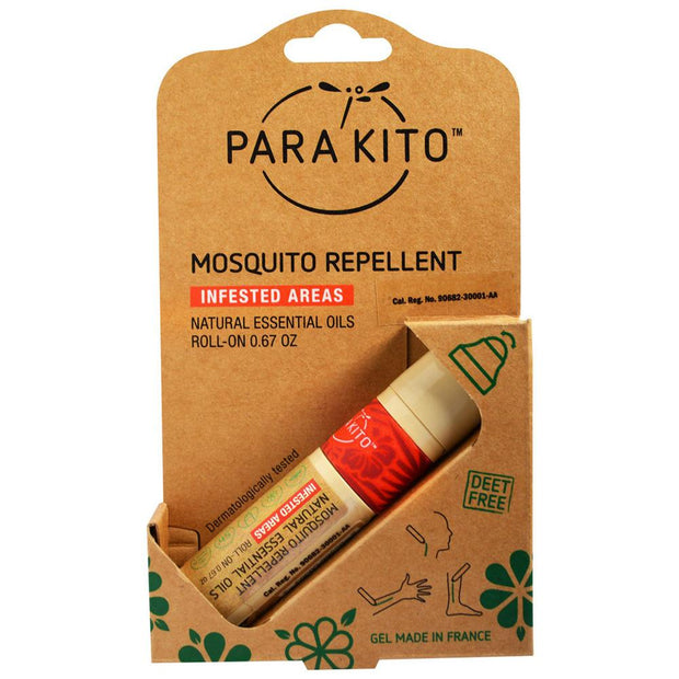 Parakito Protection Roll On Gel All
