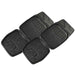 Oztrail Deep Car Mats Set (Front & Rear)