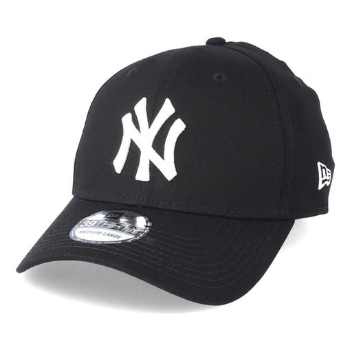 New Era Mlb Basic Ny Yankee Cap Black Caps, Lifestyle Accessories