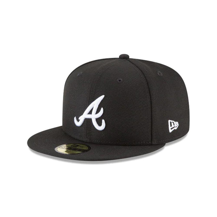 New Era Mlb Basic Atlanta Braves Cap Caps, Lifestyle Accessories