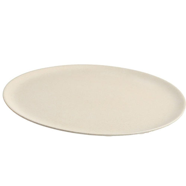 Oztrail Bamboo Plate Large Camping, Utensils