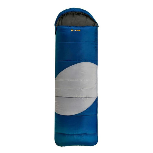Oztrail Lawson Junior Hooded Camping, Sleeping Bags