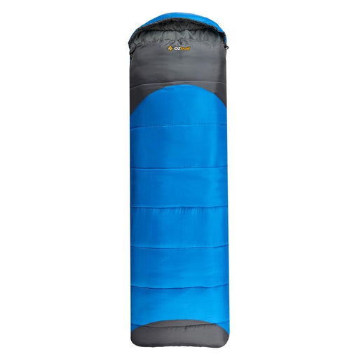 Oztrail Leichardt Hooded Camping, Sleeping Bags