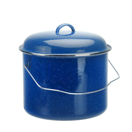 Oztrail Enamel Billy Can 8.4L