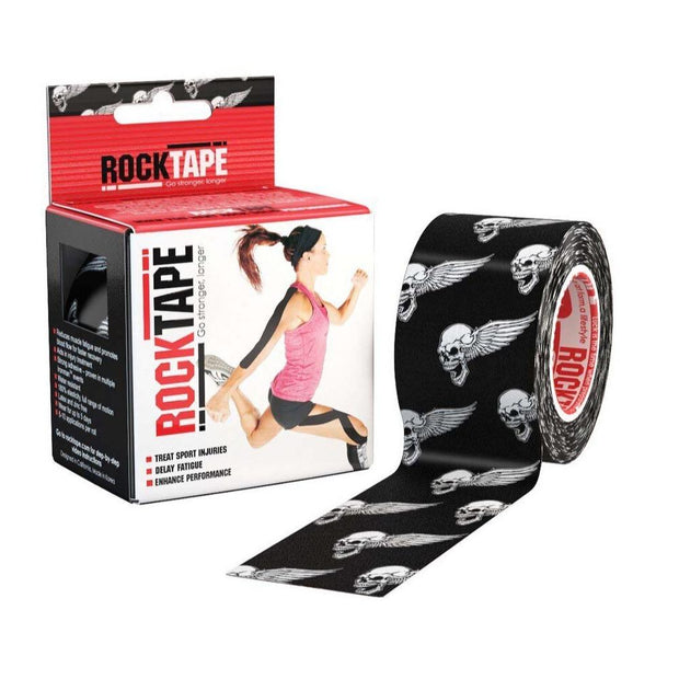 Rocktape 2 Black Skull
