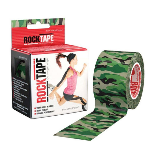 Rocktape 2 Green Camouflage