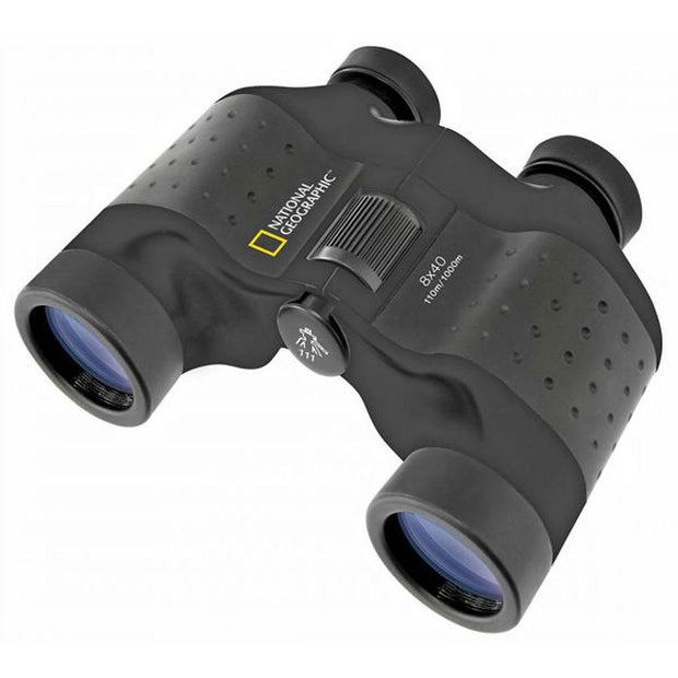 National Geographic National Geographic 8X40 Porro Binocular Camping Tools, Optics