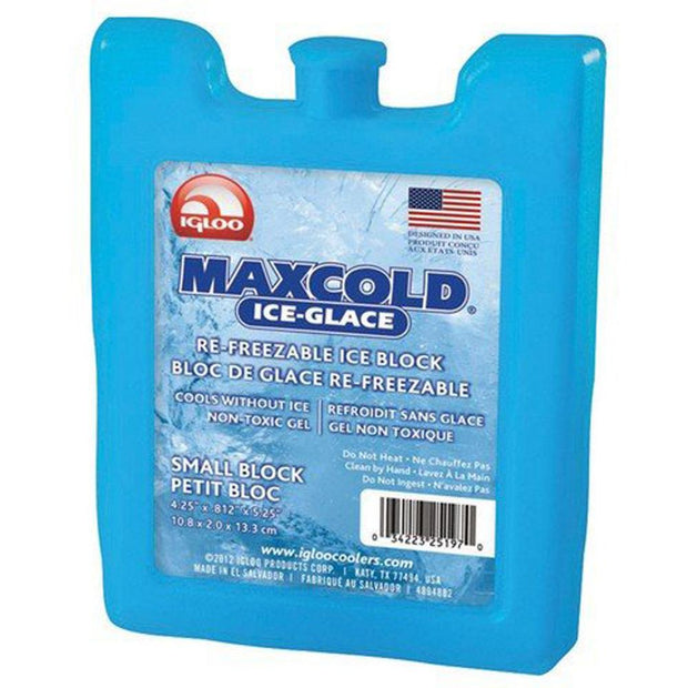 Igloo Maxcold Ice Freezer Block Accessories, Bbq, Cooling