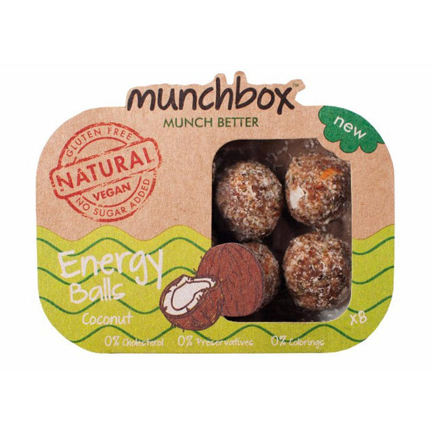 Munchbox Coconut (8 Balls) Consumables, Others