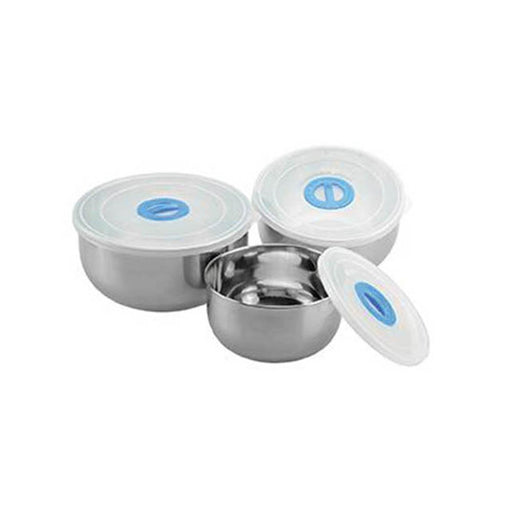Oztrail Stainless Steel Bowl Set
