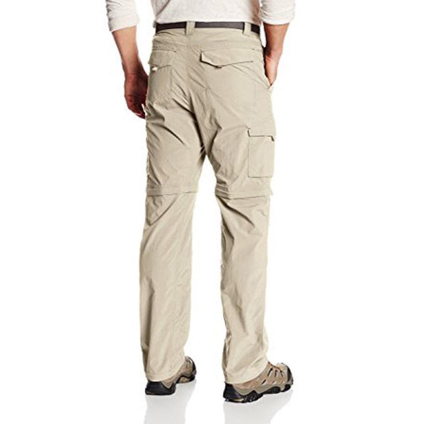 Columbia Silver Ridge Convertible Pant Fossil Convertible Pant, Hiking clothing