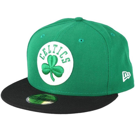 New Era Nba Basic Boston Celtics Cap Caps, Lifestyle Accessories