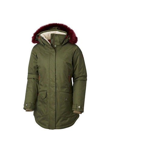 COLUMBIA Barlow Pass 550 Turbodown Ii Jacket