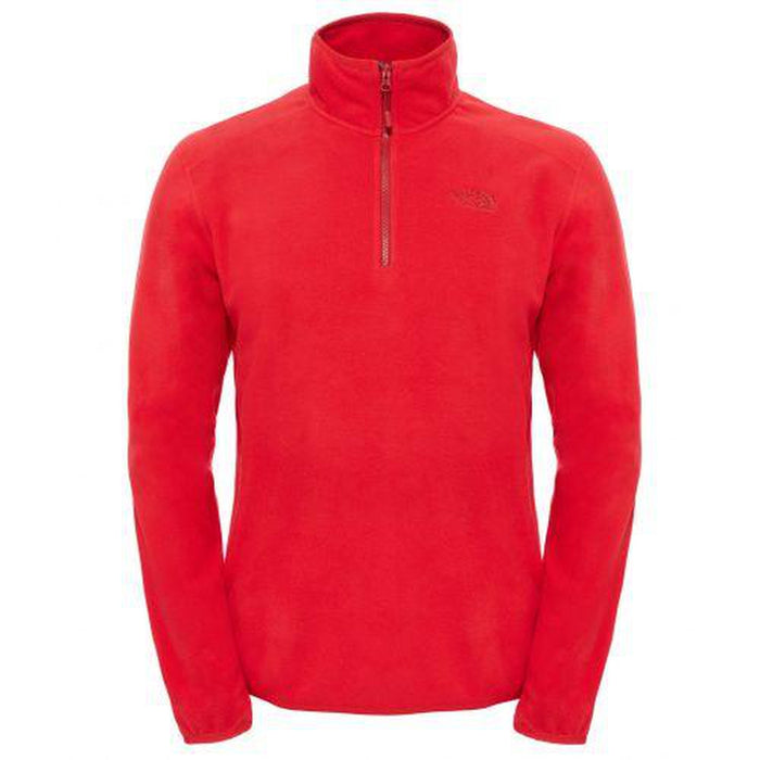 The North Face 100 Glacier 1/4 Zip Fleece Jacket