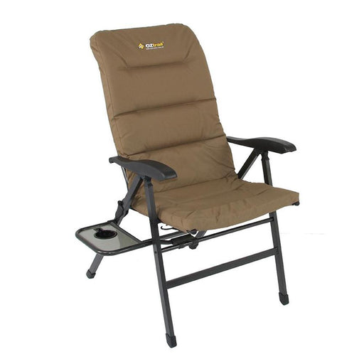 Oztrail Emperor 8 Position Arm Chair