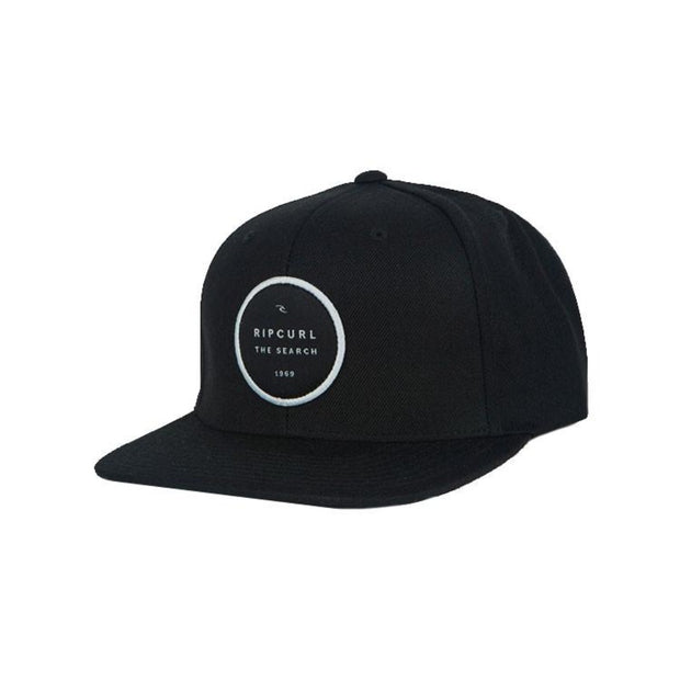 Rip Curl Valley Badge Snap Back Cap