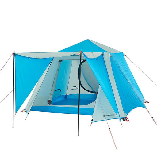 NATUREHIKE Square Automatic 4 Man Tent