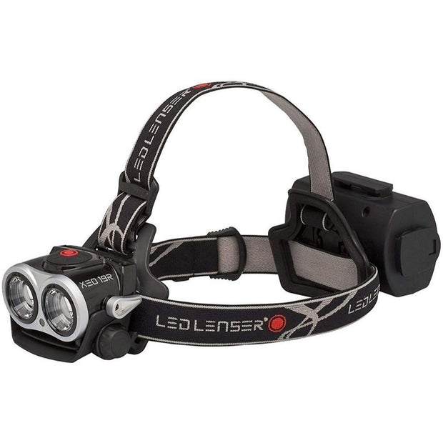 Led Lenser Xeo 19R Green Headlamp