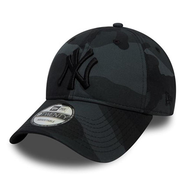 New Era Camo Packable Ny Yankees Cap Caps, Lifestyle Accessories