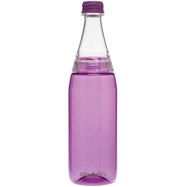 Aladdin Purple Fresco Twist&Go Bottle 0.7L