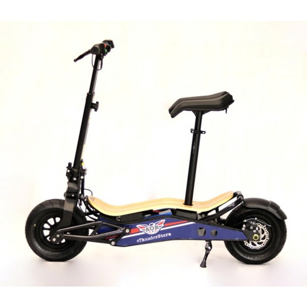 Ethunderstorm Mini Electric Scooter Black