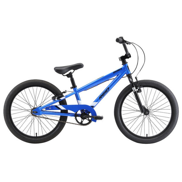 Reid Cycles Explorer S 20 Coaster Edition Blue Black