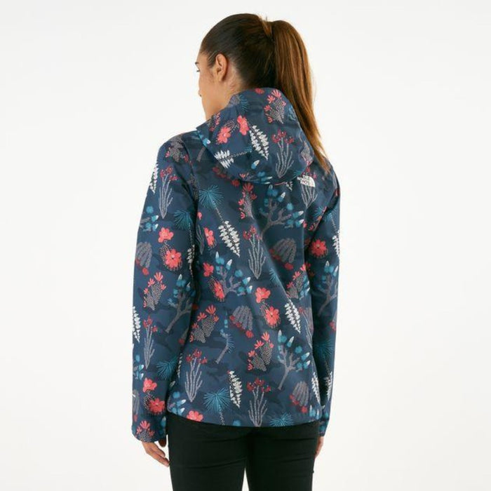 The North Face Women Print Venture Rain Jacket