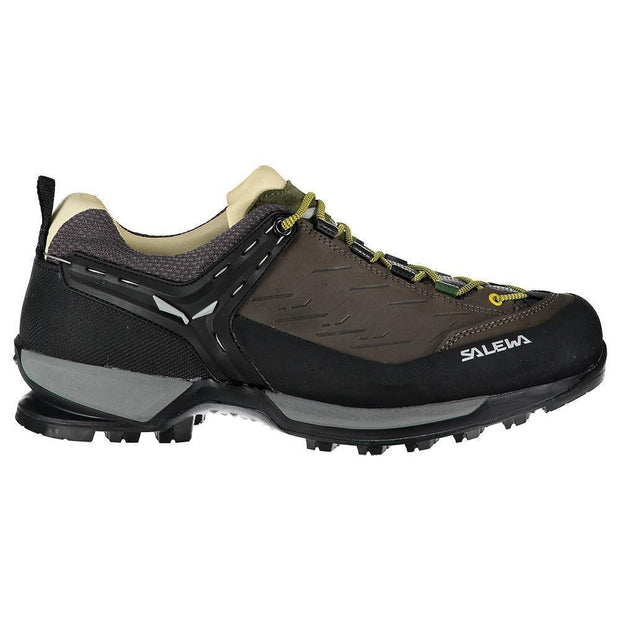 Salewa Ms Mountain Trainer Leather Hiking Footwear, Trail Trainers