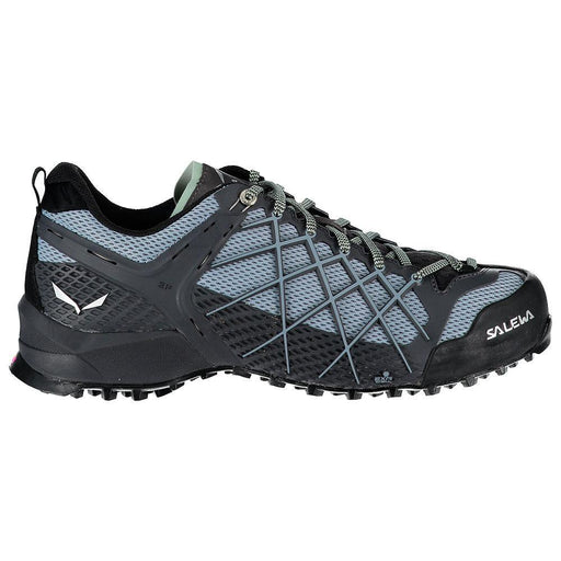Salewa Ws Wildfire Blue Fog Boots, Hiking Footwear