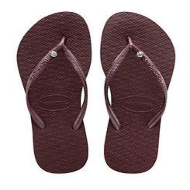 Havaianas Slim Crystal Glamour Sw/Continuity