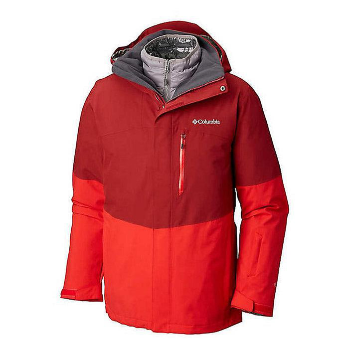 COLUMBIA Men's Wild Card Interchange Jacket