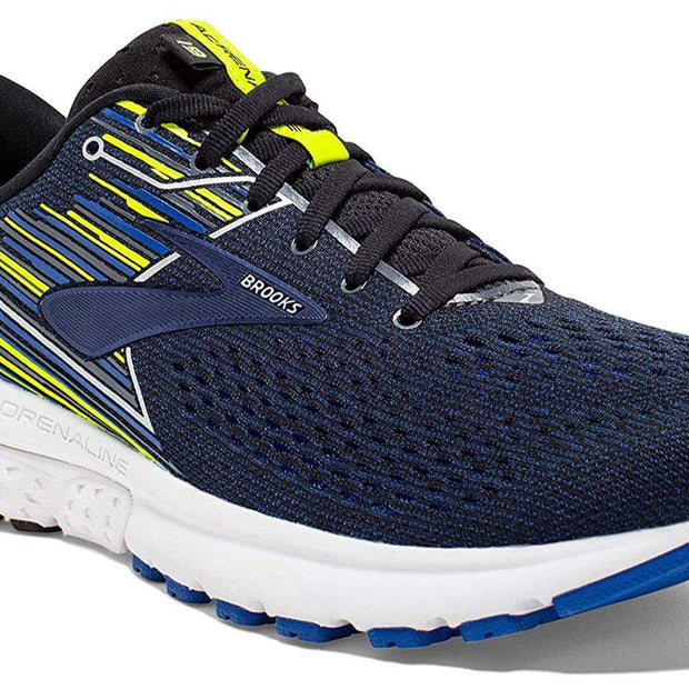 Brooks Adrenaline Gts 19 Black - Blue Shoes