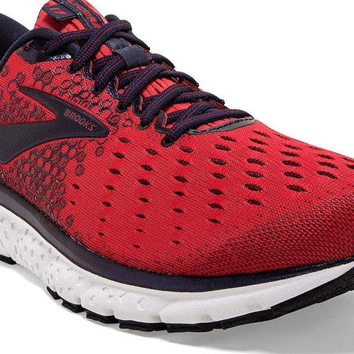 Brooks Glycerin 17 Red/Peacot Shoes