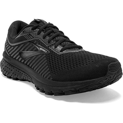 Brooks Ghost 12 Black/Grey Shoes