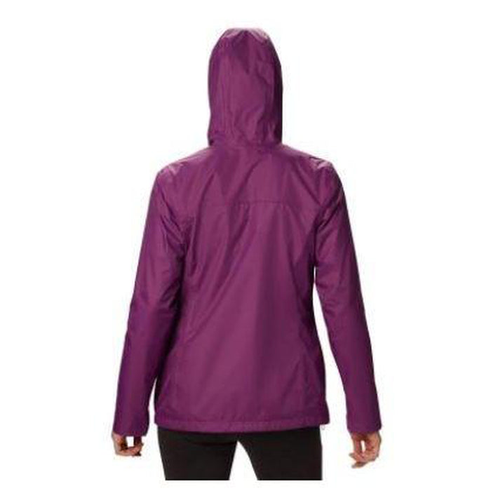 COLUMBIA Women's Arcadia Ii Jacket - Wild Iris | Omni-Tech™ | 100% Nylon