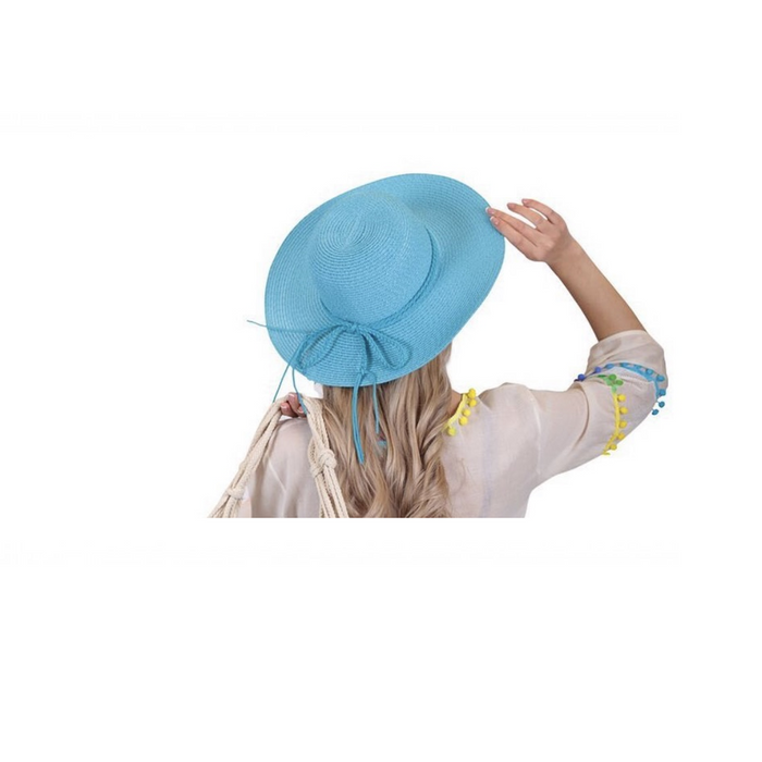 SLIPSTOP Women's Beth Hat | Chic Silhouette | Styled With A Subtle Bow