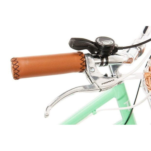 "REID CYCLES Girls Classic Petite 2020 24"" Mint Green"
