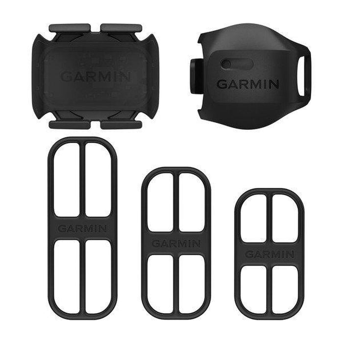 GARMIN Bike Speed Sensor 2 and Cadence Sensor 2 - Easy-to-install Wireless Sensors | ANT+®connectivity and Bluetooth® Low Energy Technology