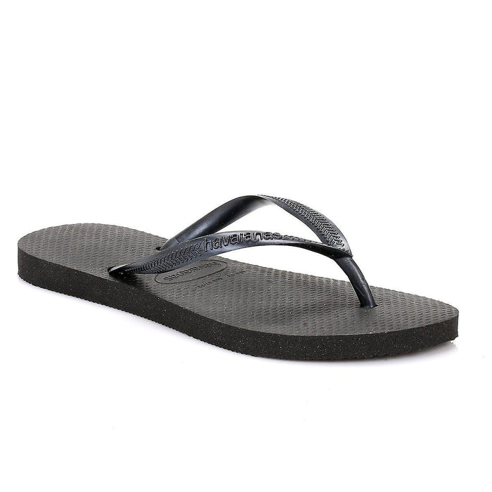HAVAIANAS Women's Slim Flip Flops - Slim Sole and Straps | Cool and Comfortable | Rubber