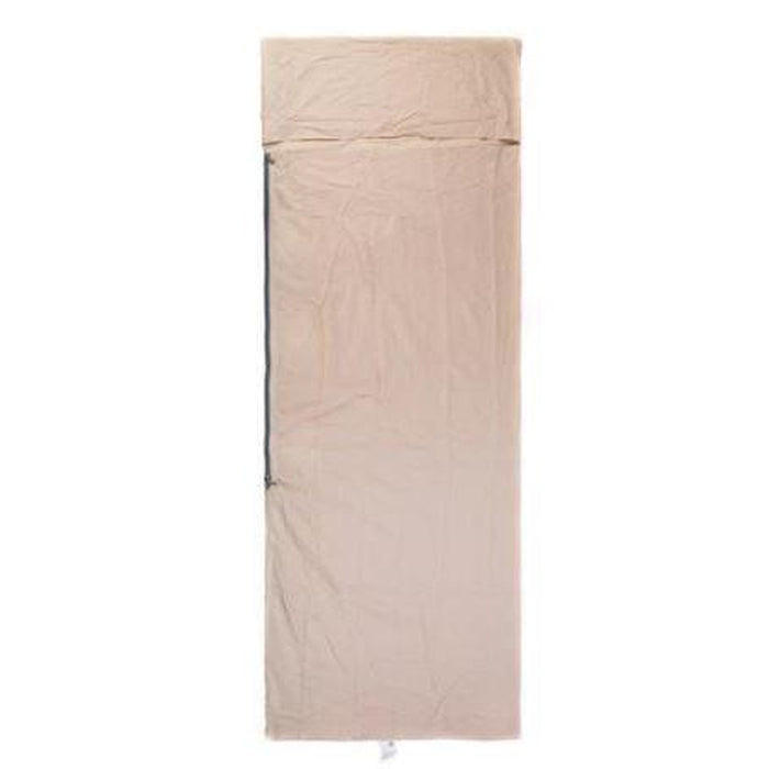 NATUREHIKE Cotton Sleeping Bag Liner - Soft and Skin-friendly | 100% Cotton