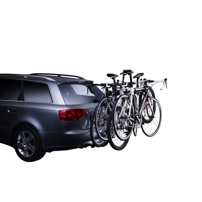THULE HangOn 4 Bikes Carrier - Easy-to-use | 60 Kilogram Load Capacity | Aluminium