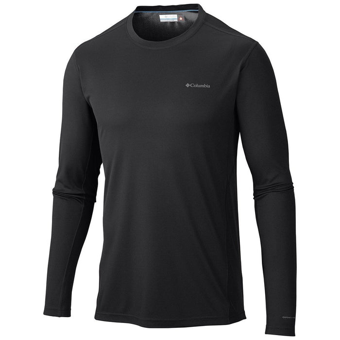 COLUMBIA Men's Midweight Ii Long Sleeve Top - Omni-Heat™ Thermal Reflective | 100% Polyester