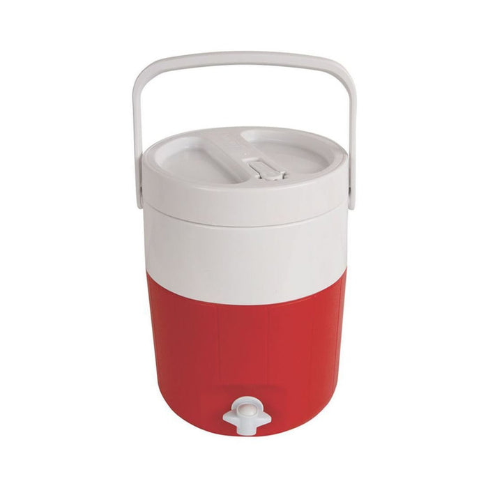 COLEMAN Jug 2 Gallon Stacker - Red | Low CO2 Insulation | Two Dispensing Options